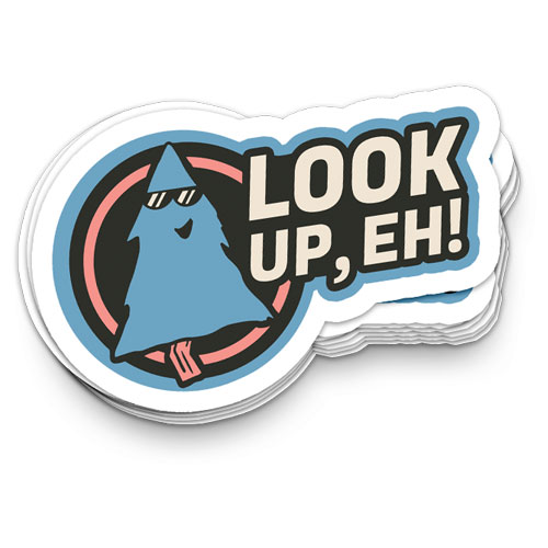 sticker look up eh shop by design at because marquette